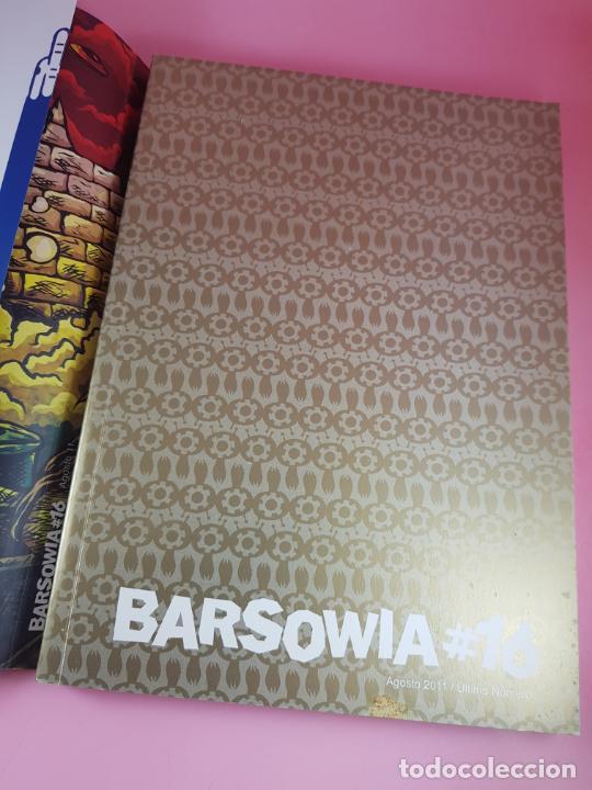 Cómics: COMIC-BARSOWIA Nº16-O DERRADEIRO ASALTO DO CAMPION-2011-POLARIA-EXCELENTE-SOBRECUBIERTA - Foto 23 - 269000234