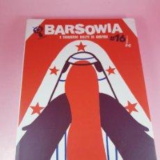 Cómics: COMIC-BARSOWIA Nº16-O DERRADEIRO ASALTO DO CAMPION-2011-POLARIA-EXCELENTE-SOBRECUBIERTA. Lote 269000234