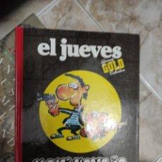 Cómics: MAKINAVAJA EL JUEVES GOLD. Lote 269000894