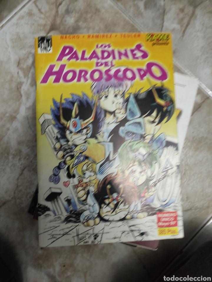 LOS PALADINES DEL HOROSCOPO (Tebeos y Comics Pendientes de Clasificar)