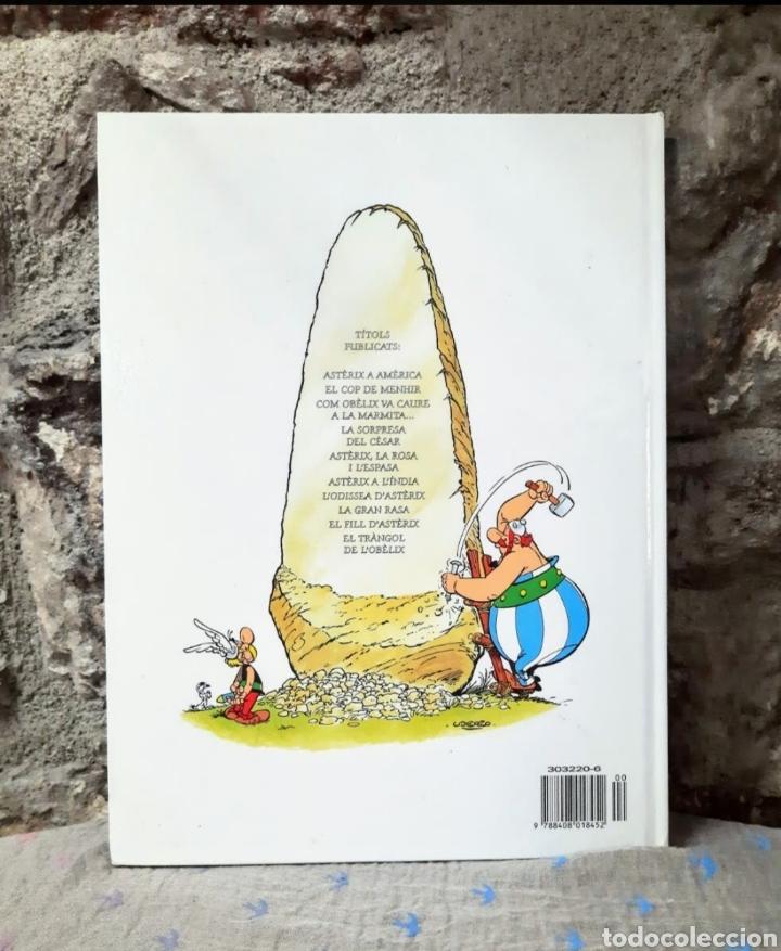 Cómics: * Còmic, Astèrix Gladiador, 1989 - Foto 2 - 269010309