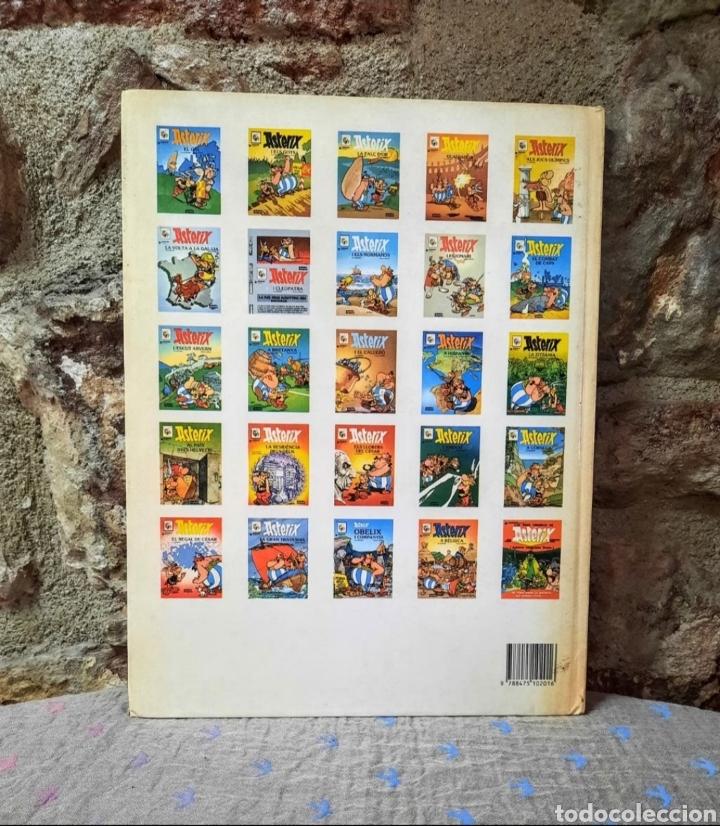 Cómics: * Còmic, Astèrix Gladiador, 1989 - Foto 4 - 269010309