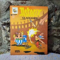Cómics: * CÒMIC, ASTÈRIX GLADIADOR, 1989. Lote 269010309