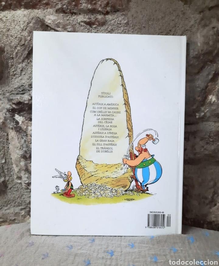 Cómics: * Còmic Astèrix, El Tràngol de lobèlix 1998 - Foto 2 - 269010474
