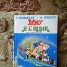 Cómics: * CÒMIC, ASTÈRIX A L'INDIA, PRIMERA EDICIÓ 1996. Lote 269010649