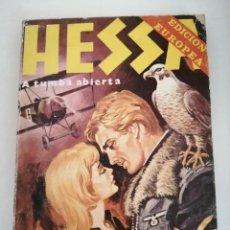 Comics: HESSA. A TUMBA ABIERTA (COMIC). Lote 269025359