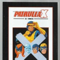 Cómics: COLECCIÓN FANS CLUB: PATRULLA X, IMPECABLE. Lote 269083538