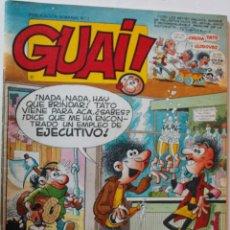 Cómics: GUAI, EDITORIAL JUNIOR 1977 NÚMEROS 1,2,3 Y 4. Lote 269201658