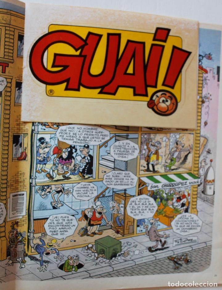 Cómics: Guai, editorial Junior 1977 números 1,2,3 y 4 - Foto 2 - 269201658