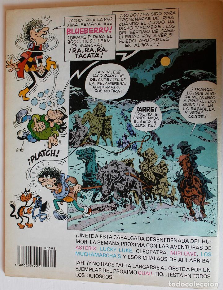 Cómics: Guai, editorial Junior 1977 números 1,2,3 y 4 - Foto 6 - 269201658