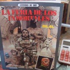 Cómics: LA FERIA DE LOS INMORTALES BILAL. Lote 269209973