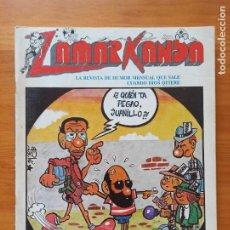 Cómics: ZAMAR KANDA Nº 1 - REVISTA DE HUMOR (Z1). Lote 269242218