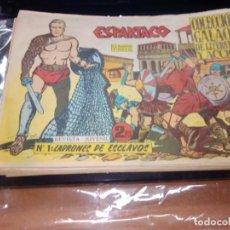 Cómics: COLECCION COMPLETA DE ESPARTACO ORIGINAL 1964. 26 NUMEROS. Lote 269276258