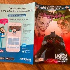 Fumetti: ¡¡LIQUIDACION COMIC 1 EURO!! PEDIDO MINIMO 5 EUROS - BATMAN: RENACIMIENTO Nº 17 - GCH. Lote 269345533