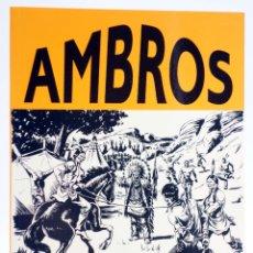 Cómics: AMBRÓS: RELATOS CORTOS 5 (AMBRÓS) EL BOLETÍN, 1995. OFRT. Lote 269442448