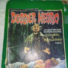 Cómics: DOSSIER NEGRO- N°162.AÑO 1970-- EN REGULAR ESTADO DE CONSERVACIÓN-. Lote 269445138