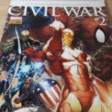 Cómics: CIVIL WAR N.2. Lote 269458928
