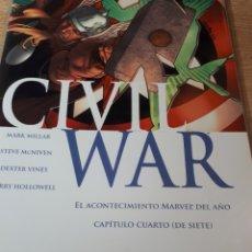Cómics: CIVIL WAR 4. Lote 269459663