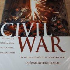 Cómics: CIVIL WAR 7. Lote 269460208