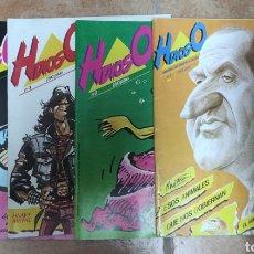 Fumetti: LOTE HDIOSO 4 NÚMEROS. Lote 269481028