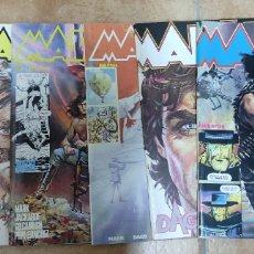 Fumetti: LOTE MARK 2000 6 NÚMEROS. Lote 269481623