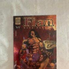 Comics: 805.COMIC FIAN Nº 1 DE 2 (COMIC BARBARO) ROKE REBOLLO. Lote 269485843