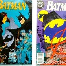 Cómics: BATMAN ANARKIA COMPL 2 EJS GRANT BREYFOGLE V DE VENDETTA. Lote 269529138