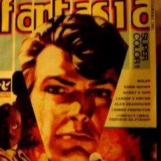 Cómics: FANTASIA SUPERCOLOR 135 991 MORTEN WOLF ROBIN HOOD ED. 1998 - VARIOS. Lote 269536073