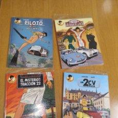 Fumetti: LAS INVESTIGACIONES DE MARGOT , NETCOM2 , 4 TOMOS , COMPLETA. Lote 269579263