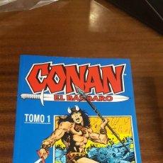 Cómics: CONAN. Lote 16128316