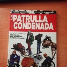 Cómics: LA PATRULLA CONDENADA N.1 LADRILLO A LADRILLO DC YOUNG ANIMAL ECC NUEVO. Lote 269749123