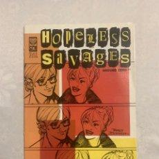 Cómics: 914.COMIC HOPELESS SAVAGE 4 DE 4 - GROUND ZERO - (INGLES). Lote 269770413