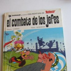 Cómics: AXTERIX: EL COMBATE DE LOS JEFES (R. GOSCINNY, A. UDERZO) (ED. JUNIOR SA, ED. GRIJALBO) E1. Lote 269844158