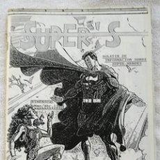 Cómics: SUPER´S. FANZINE CÓMIC. Nº 3. ABRIL 1988. EXCELENTE. Lote 269849483