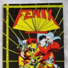 Cómics: FENIX. FANZINE CÓMIC. Nº 2. ABRIL 1988.. Lote 269937388