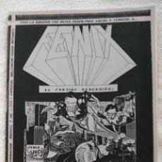 Cómics: FENIX ESPECIAL. FANZINE CÓMIC. Nº 1. FEBRERO 1987.. Lote 269938448