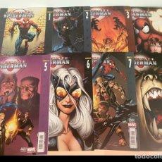 Cómics: VARIOS NÚMEROS ULTÍMATE SPIDERMAN. Lote 270091158