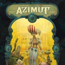 Cómics: CÓMICS. AZIMUT - ANDREAE/LUPANO (CARTONÉ). Lote 270126828