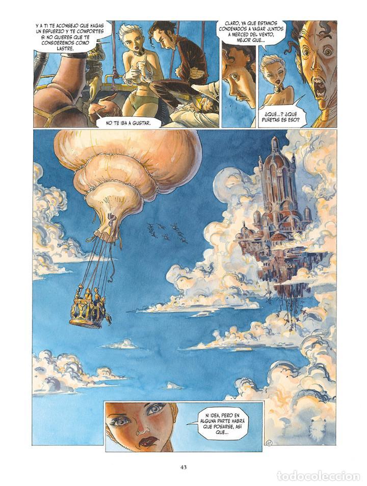 Cómics: Cómics. Azimut - Andreae/Lupano (Cartoné) - Foto 2 - 270126828