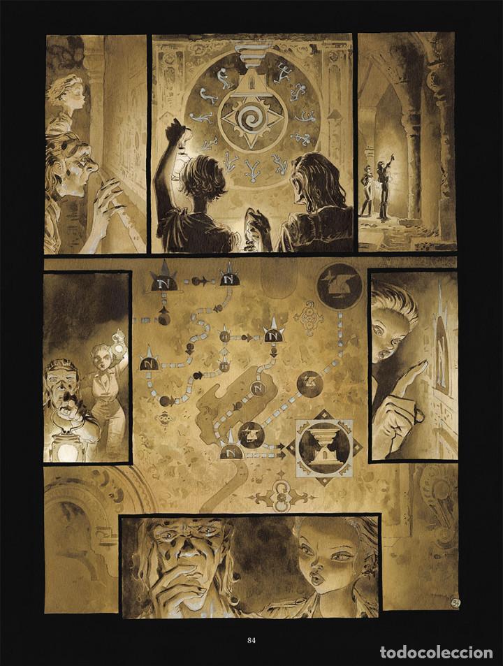 Cómics: Cómics. Azimut - Andreae/Lupano (Cartoné) - Foto 4 - 270126828