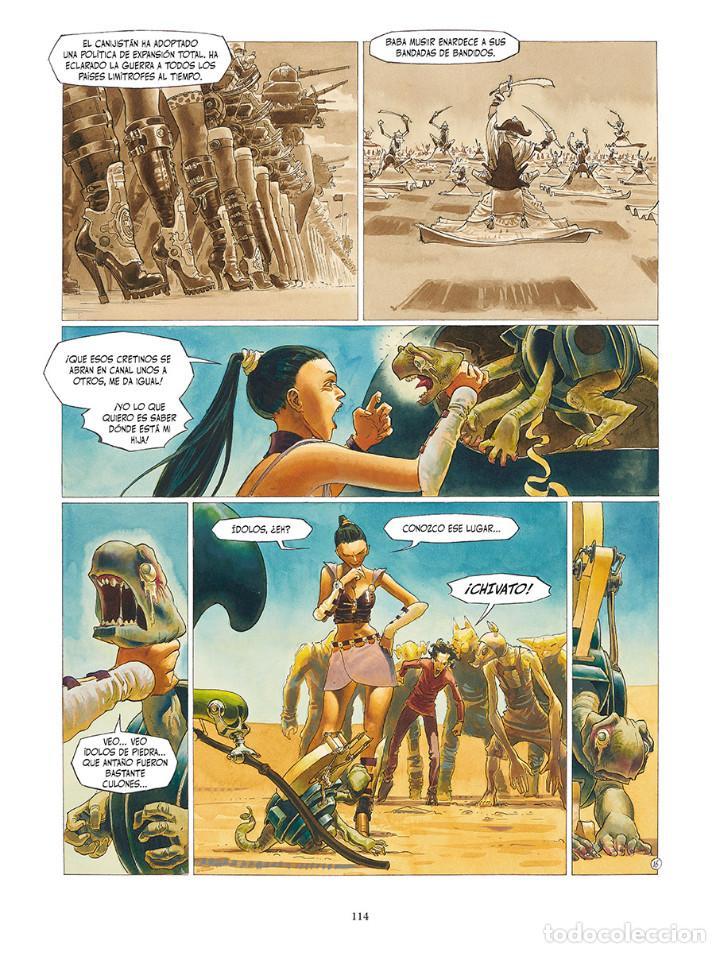 Cómics: Cómics. Azimut - Andreae/Lupano (Cartoné) - Foto 5 - 270126828