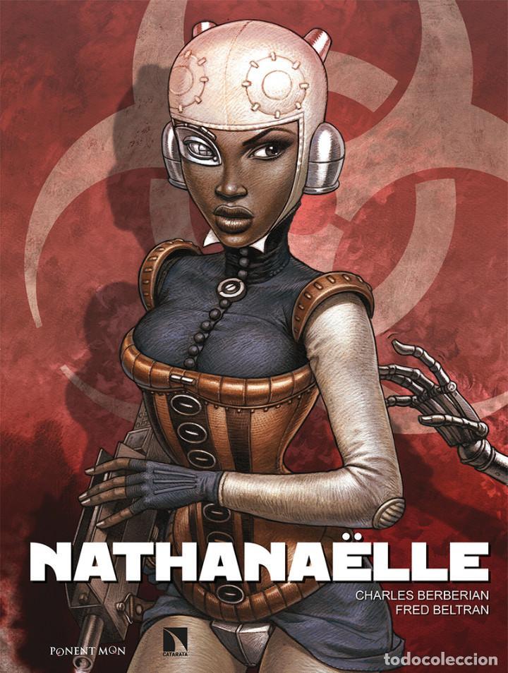 CÓMICS. NATHANAËLLE - CHARLES BERBERIAN/FRED BELTRAN (CARTONÉ) (Tebeos y Comics - Comics otras Editoriales Actuales)
