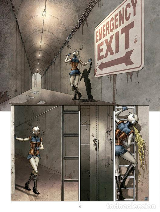 Cómics: Cómics. Nathanaëlle - Charles Berberian/Fred Beltran (Cartoné) - Foto 2 - 270127358