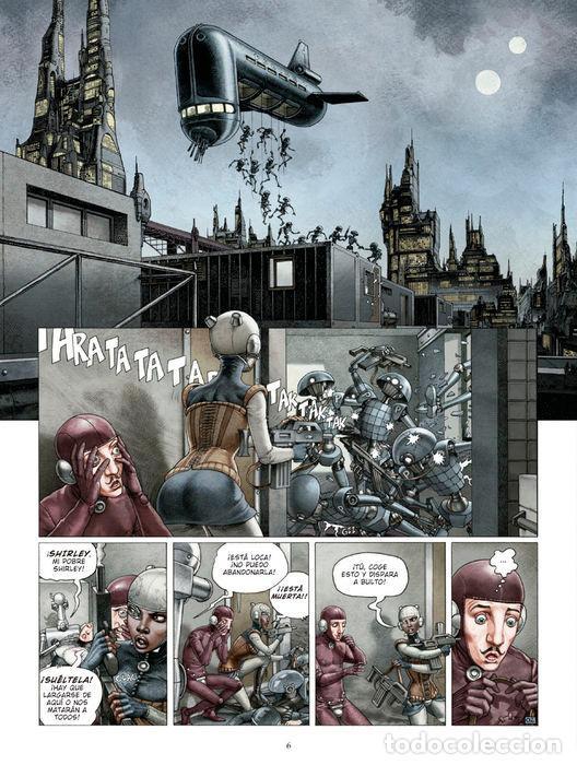 Cómics: Cómics. Nathanaëlle - Charles Berberian/Fred Beltran (Cartoné) - Foto 4 - 270127358