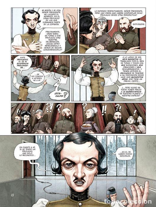 Cómics: Cómics. Nathanaëlle - Charles Berberian/Fred Beltran (Cartoné) - Foto 5 - 270127358