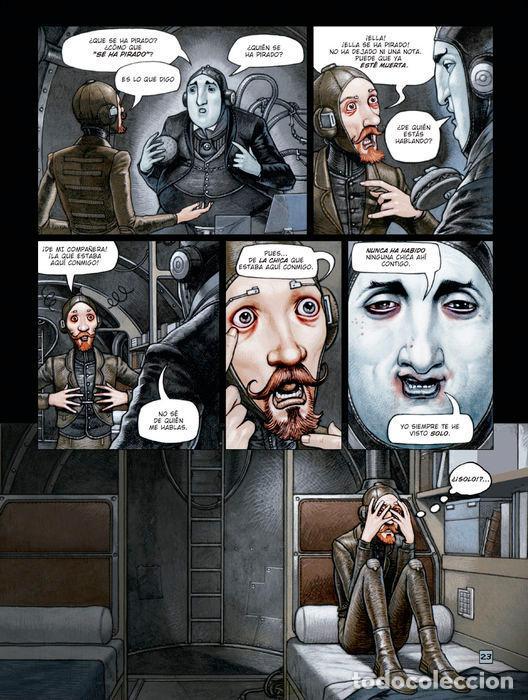 Cómics: Cómics. Nathanaëlle - Charles Berberian/Fred Beltran (Cartoné) - Foto 6 - 270127358