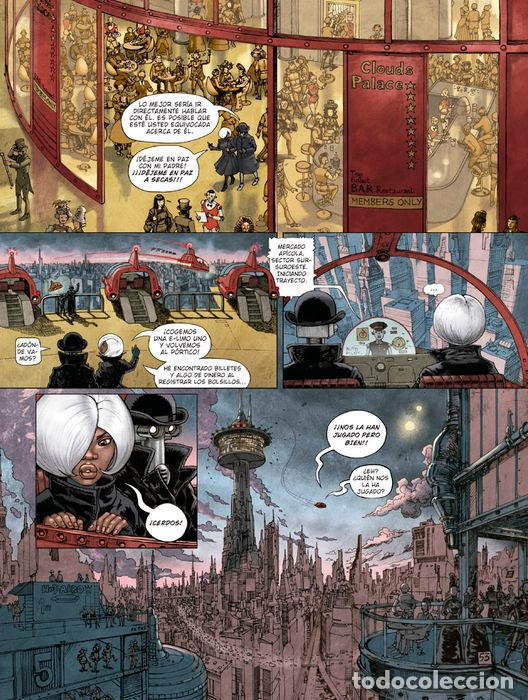 Cómics: Cómics. Nathanaëlle - Charles Berberian/Fred Beltran (Cartoné) - Foto 7 - 270127358
