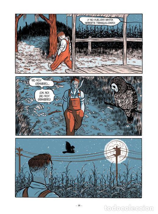 Cómics: Cómics. Un trabajo como cualquier otro - Alex W. Inker (Cartoné) - Foto 6 - 270128818