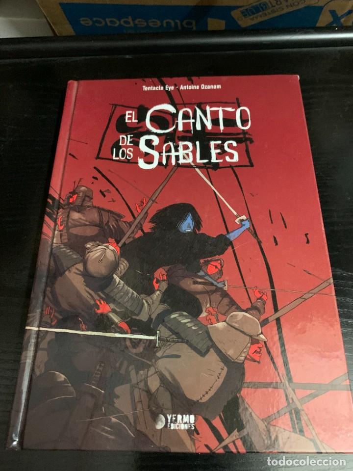 EL CANTO DE LOS SABLES, DE ANTOINE OZANAM Y TENTACLE EYE (Tebeos y Comics - Comics otras Editoriales Actuales)