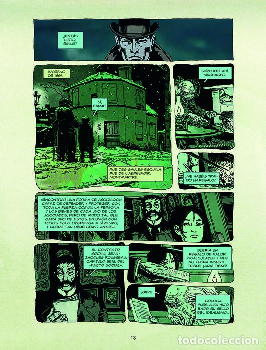 Cómics: Cómics. Un destino de hallador. Un relato de los cuentos del Pulpo - GESS (Cartoné) - Foto 3 - 270182383